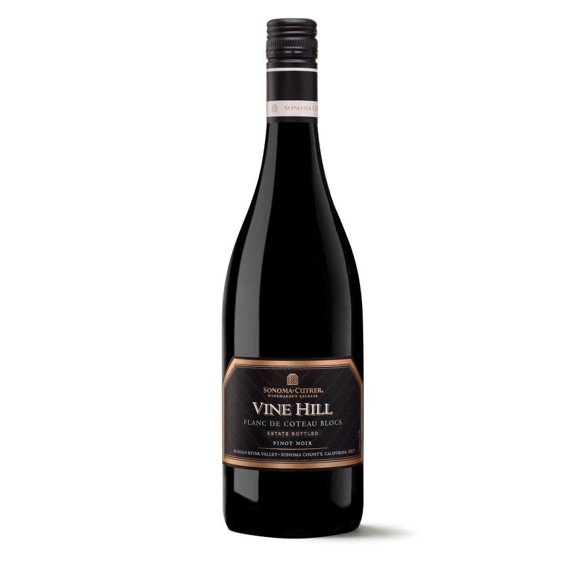 2017 Sonoma-Cutrer Pinot Noir Vine Hill Flanc de Coteau Blocs