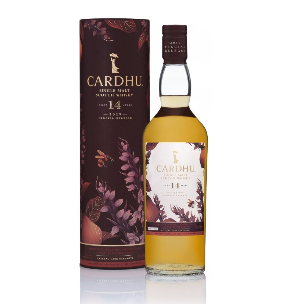 Cardhu 14 Years Old Limited Edition 2019