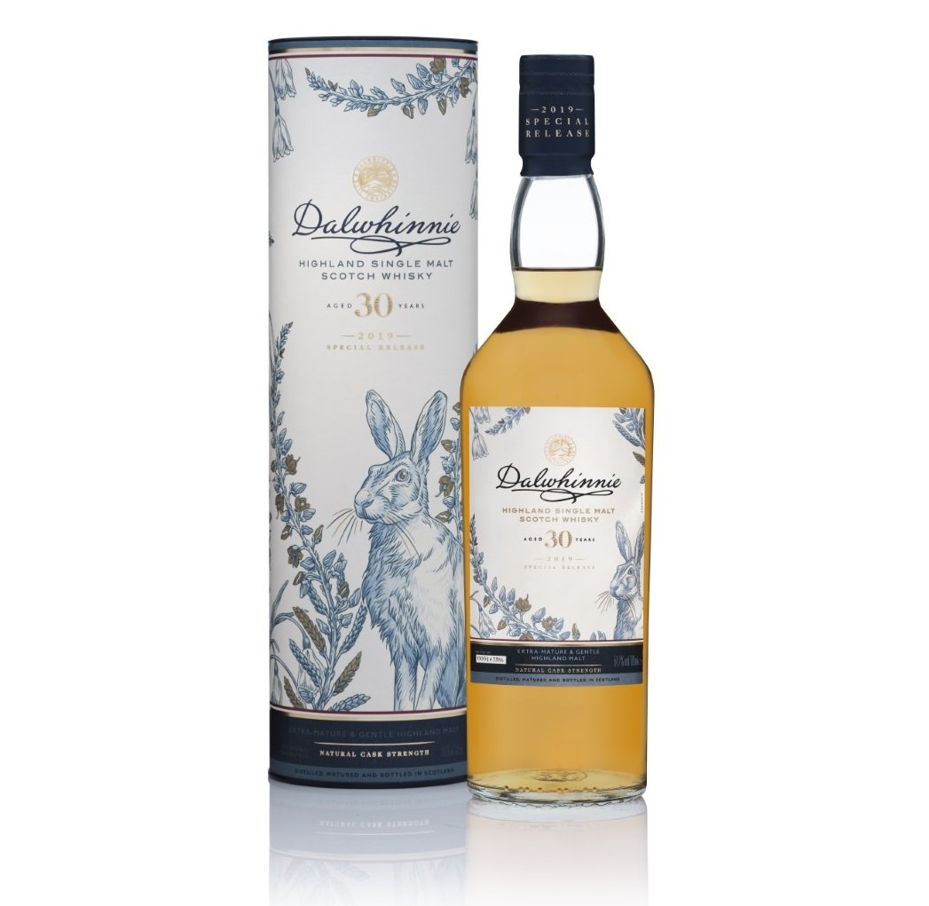 Dalwhinnie 30 Years Old Limited Edition 2019