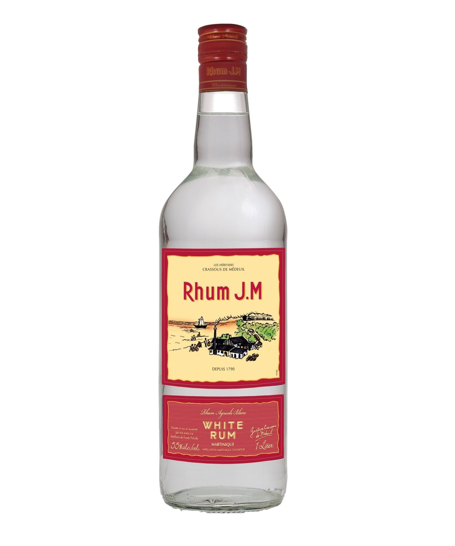 Rhum J.M. 110 Proof White Rum