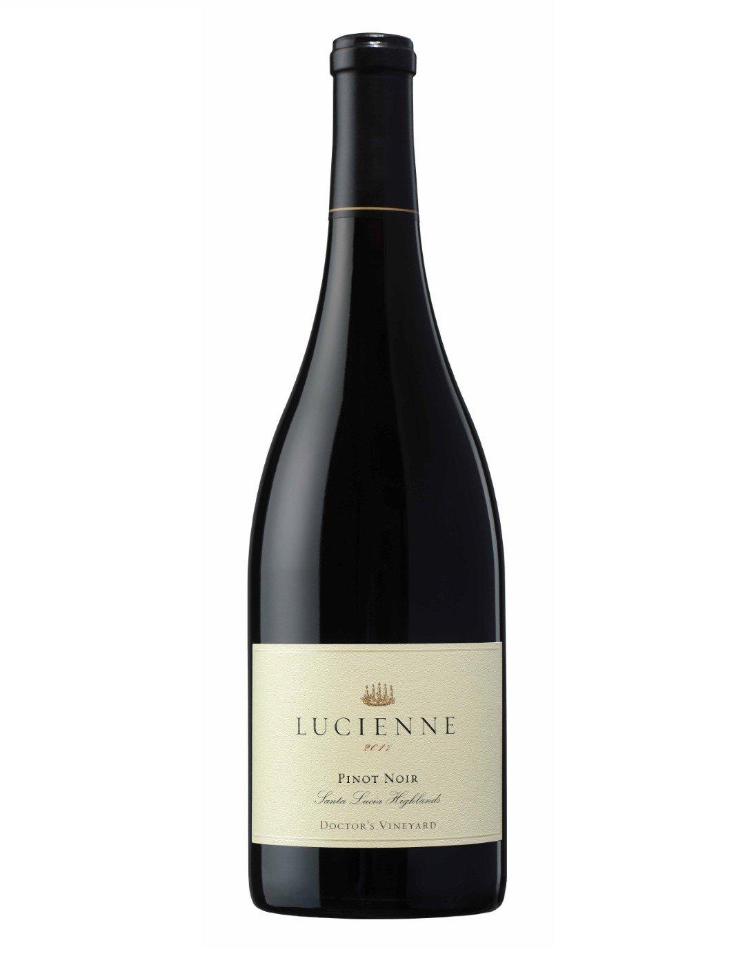 2017 Lucienne Pinot Noir Doctor's Vineyard