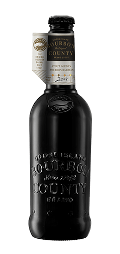 Goose Island Bourbon County Brand Stout (2019)
