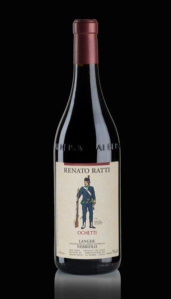 2017 Renato Ratti Nebbiolo Ochetti Langhe