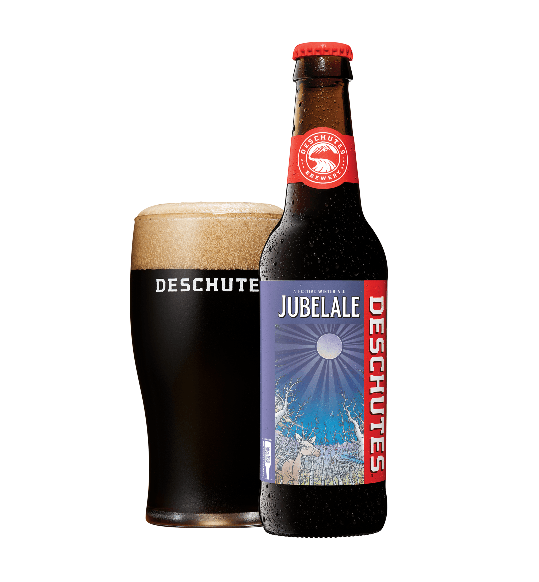 Deschutes Brewery Jubelale Winter Ale 2019
