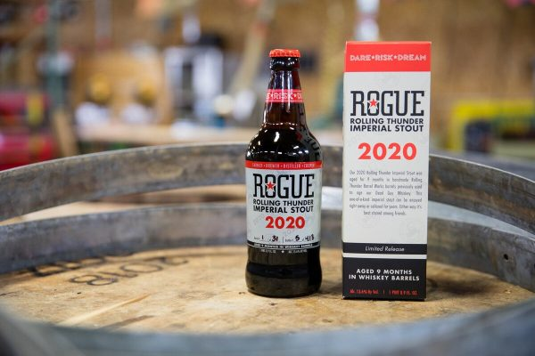 Rogue Rolling Thunder Imperial Stout (2020)