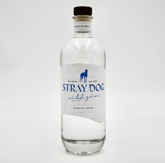 Stray Dog Wild Gin