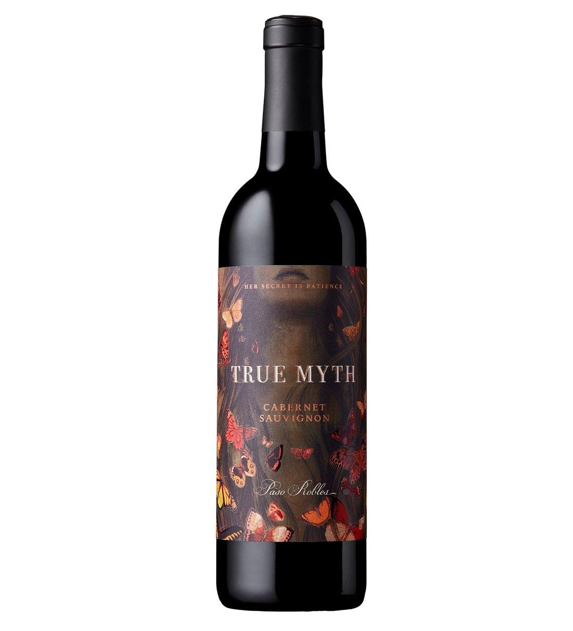 2016 True Myth Cabernet Sauvignon Paso Robles