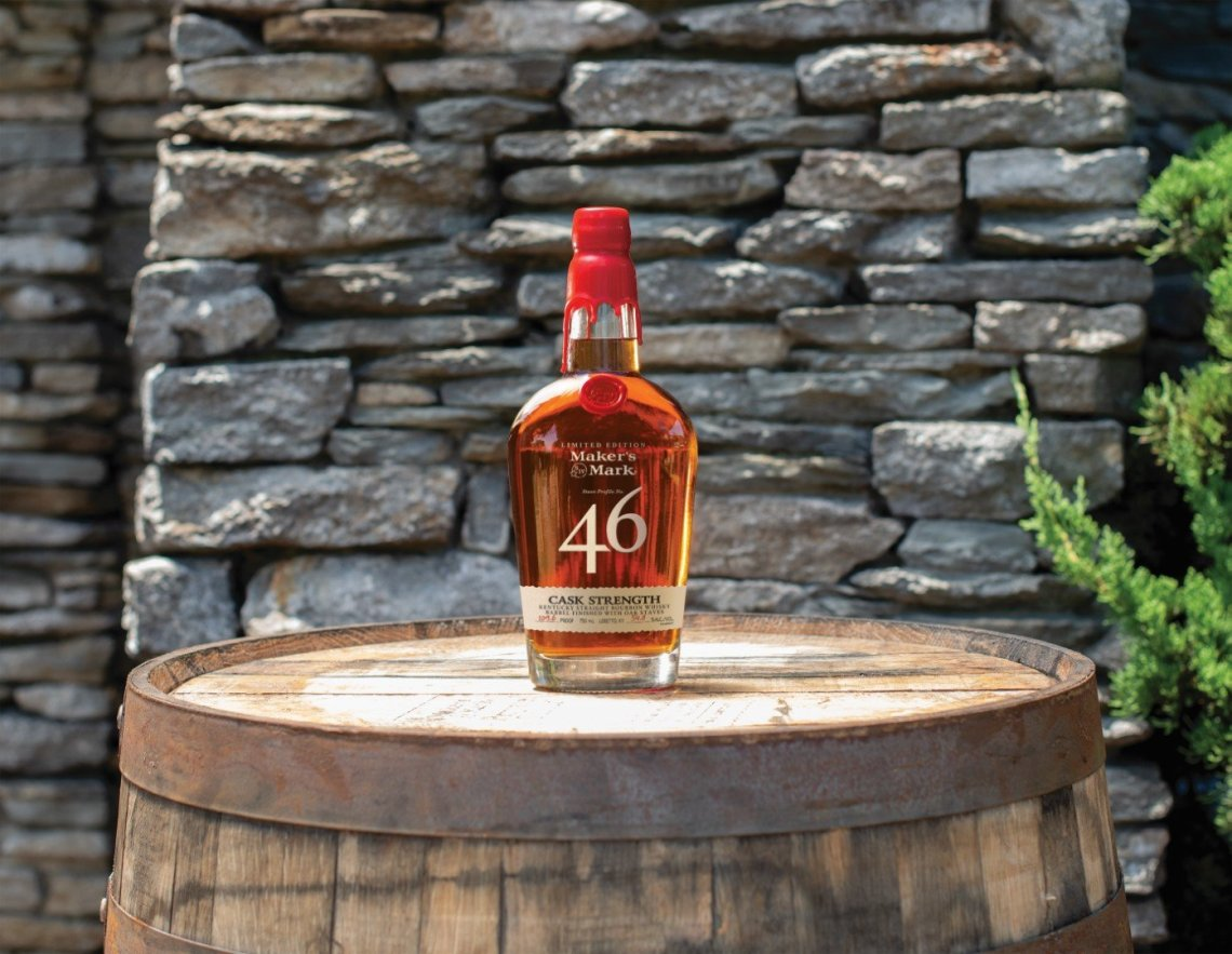 Maker's 46 Cask Strength Bourbon (2020)