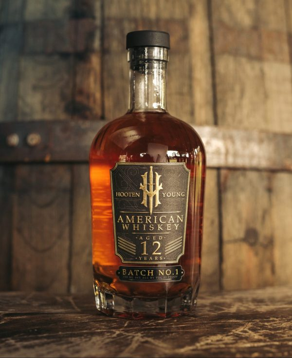 Hooten Young American Whiskey 12 Years Old
