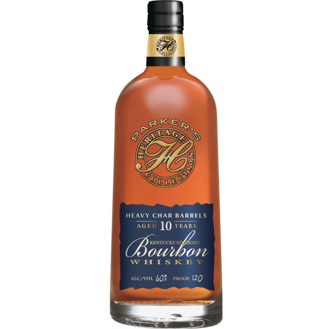 Parker's Heritage Collection Heavy Char Bourbon 10 Years Old (2020)