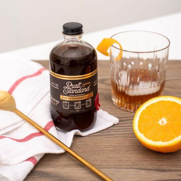 Pratt Standard Old Fashioned Syrup