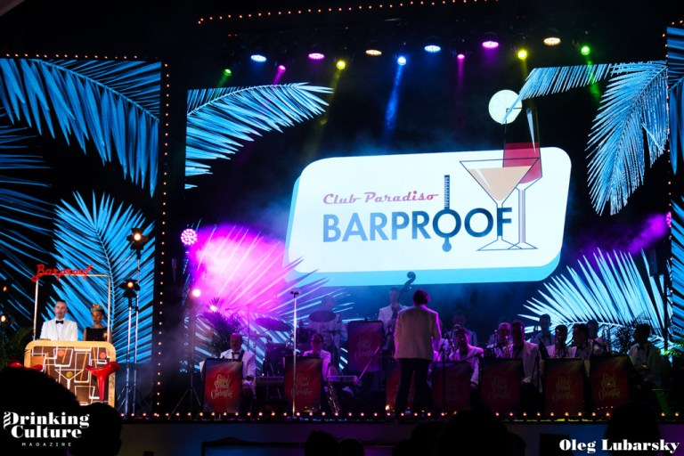 BARPROOF AWARDS 2018