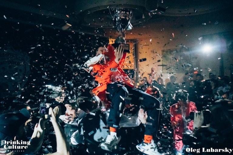 Respect Bartenders Trophy 2019