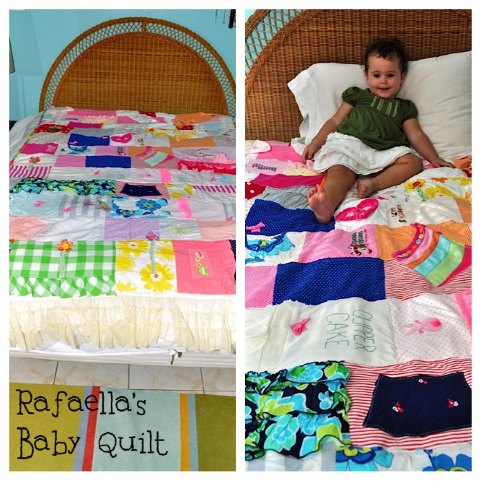 Rafa's Baby Quilt