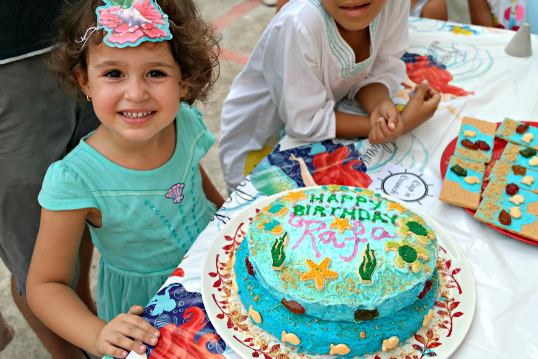 Under the Sea Birthday Girl