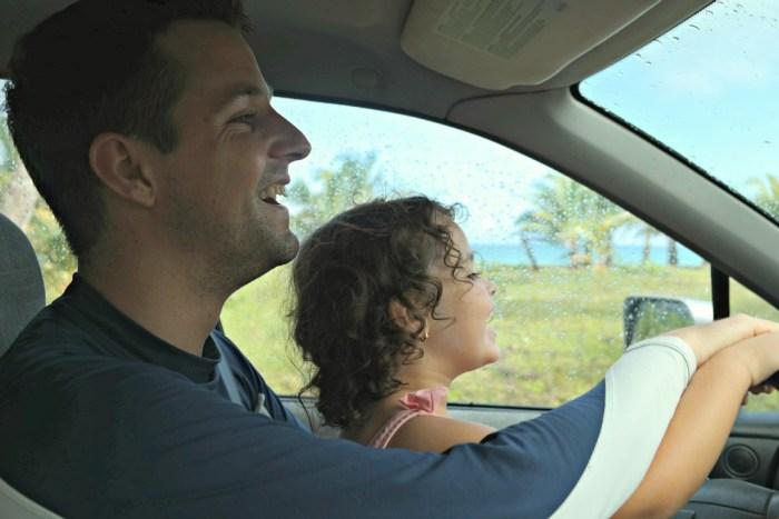 Driving-at-Playa-Rincon