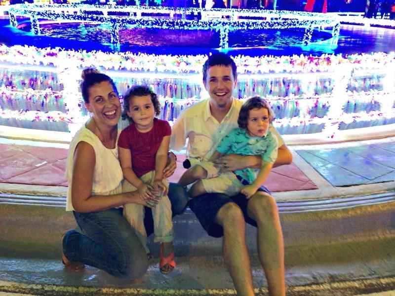 Parque de Luces Family Friendly