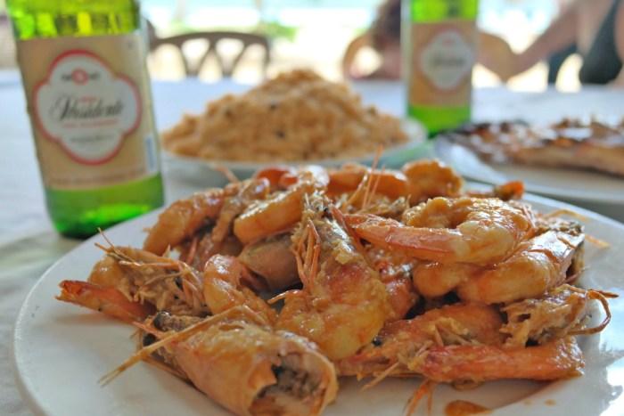 Shrimp-at-Playa-Rincon
