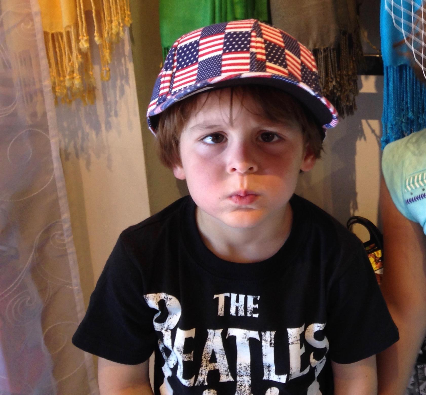 summer lockdown kid shock