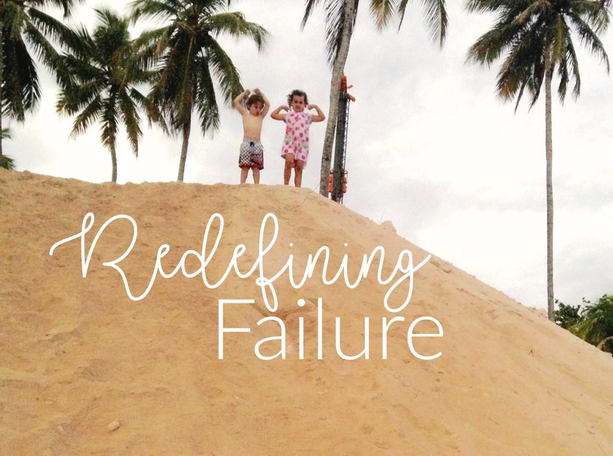 Redefining Failure Pinterest