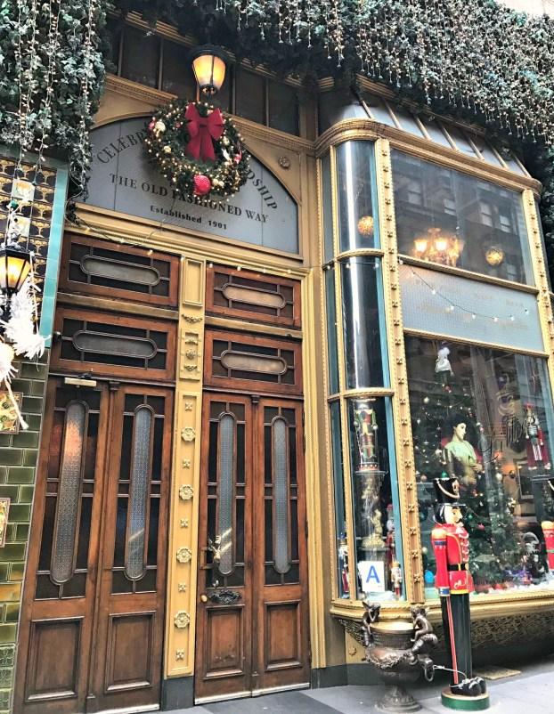 Lillies Midtown Christmas