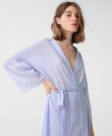 Oysho proper pajamas dressing gown