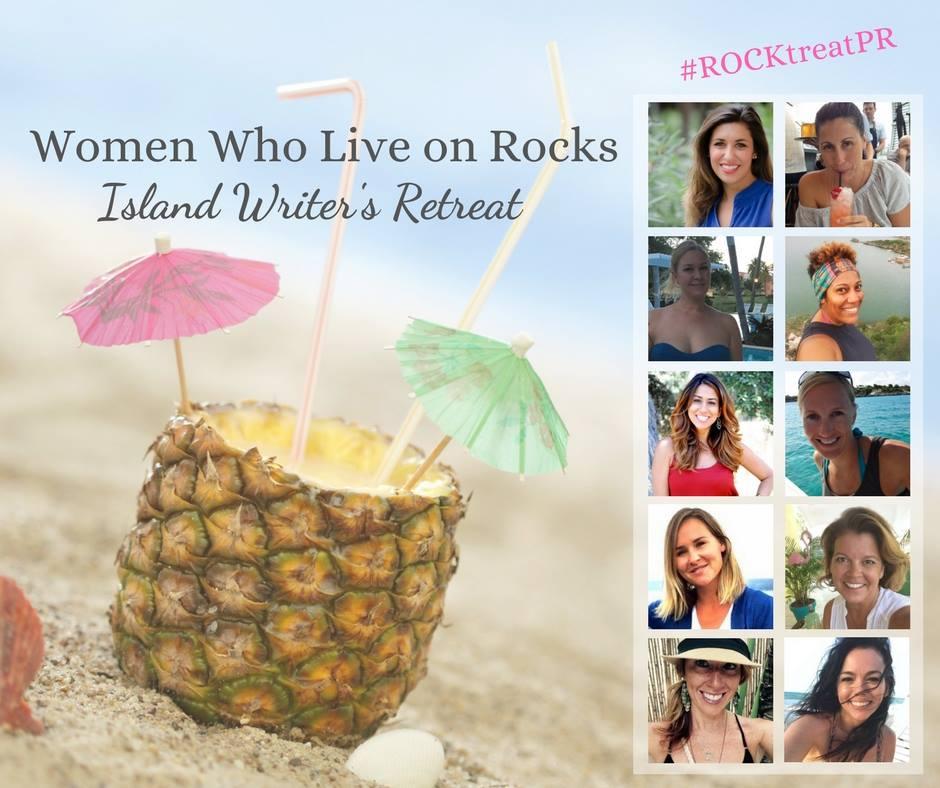 Women Who Live on Rocks Island Writers' Retreat
