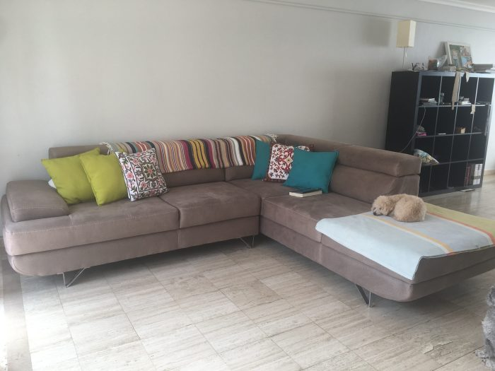 our new couch