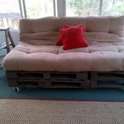 Diy Sofa From Pallets Table In Front Of 1000 43 Images About Pallet Projects On Pinterest