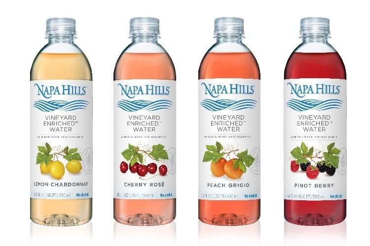 Napa Hills vineyard