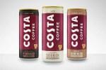 Coca-Cola и Costa Coffee запускают готовый к употреблению кофе Costa Coffee