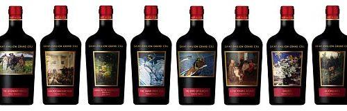 Коллекция вин Art Russe Saint-Emilion Grand Cru