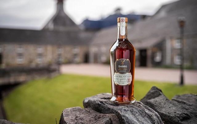 Виски Glenfiddich 2007