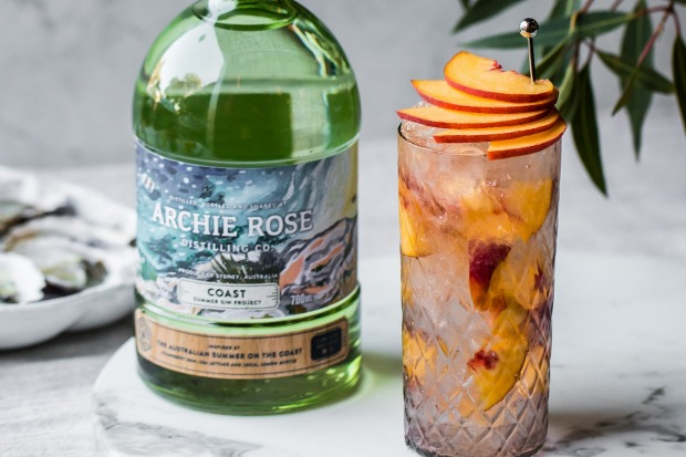 Archie Rose Summer Gin Project Coast Gin