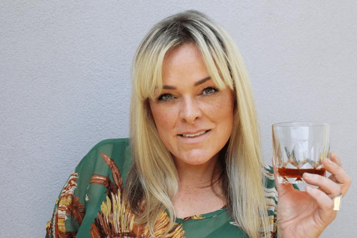 Kathleen Davies of Australian spirits distributor Nip of Courage