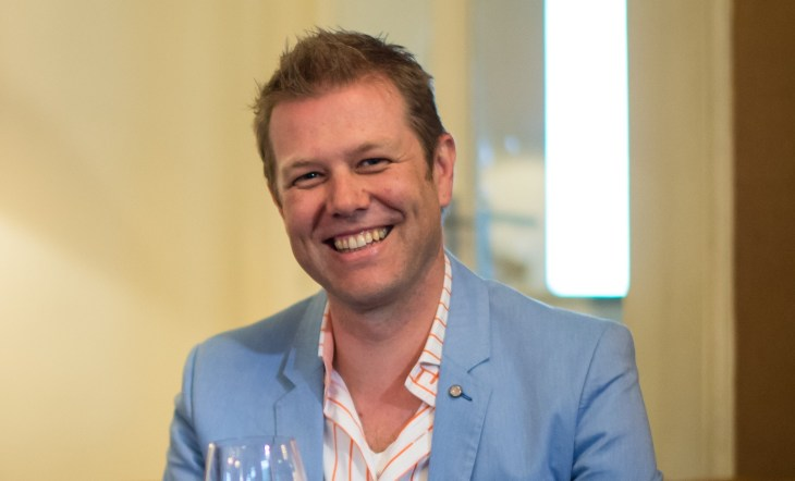 McWilliam's Wines sixth generation winemaker and family ambassador, Scott McWilliam