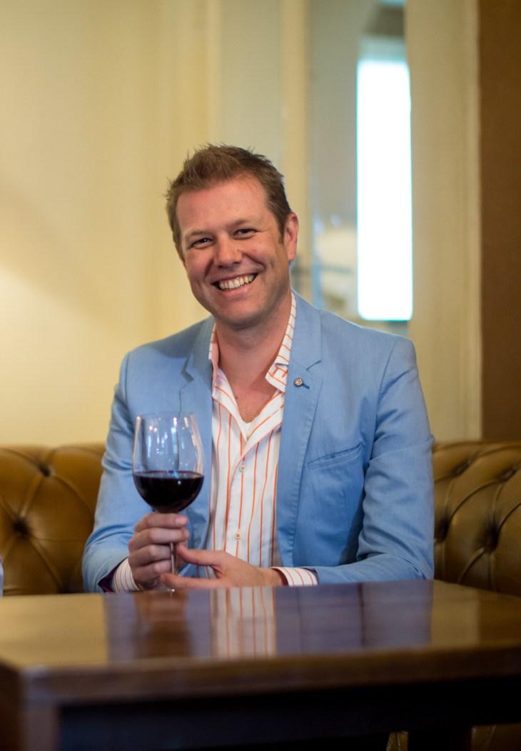 McWilliam's Wines sixth generation winemaker and family ambassador, Scott McWilliam