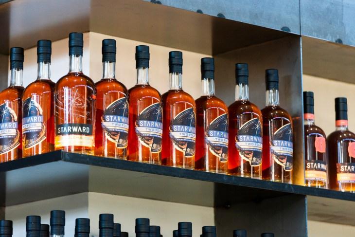 Starward Two Fold whisky