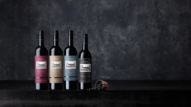 Wynns Coonawarra Estate Luxury Collection 2019