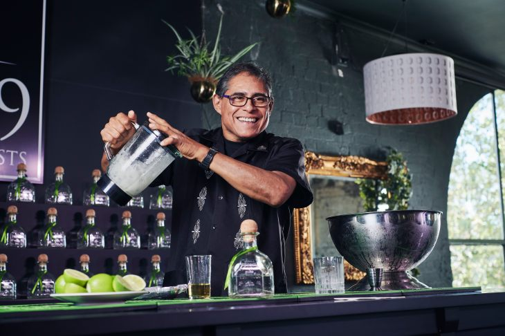 Julio Bermejo, creator of the Tommy's Margarita cocktail