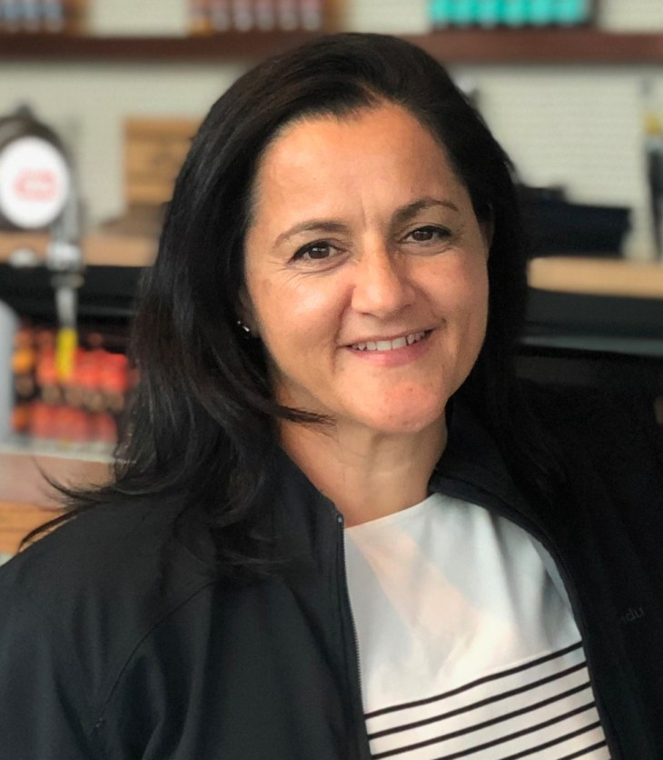 Tina Panoutsos, associate director of beer knowledge at Carlton & United Breweries