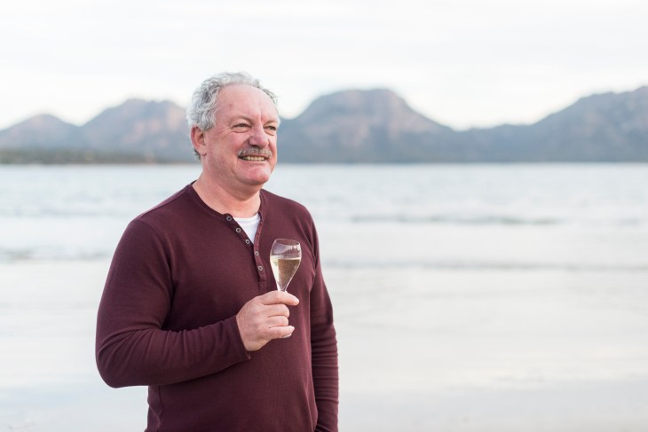 Accolade Wines group sparkling winemaker Ed Carr