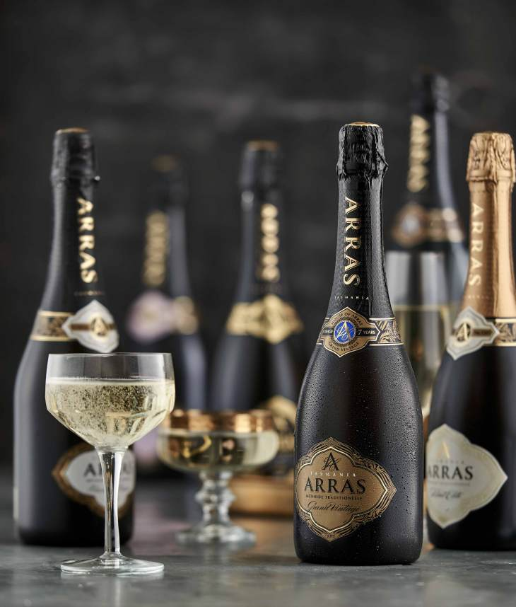 The House of Arras range of sparkling wines