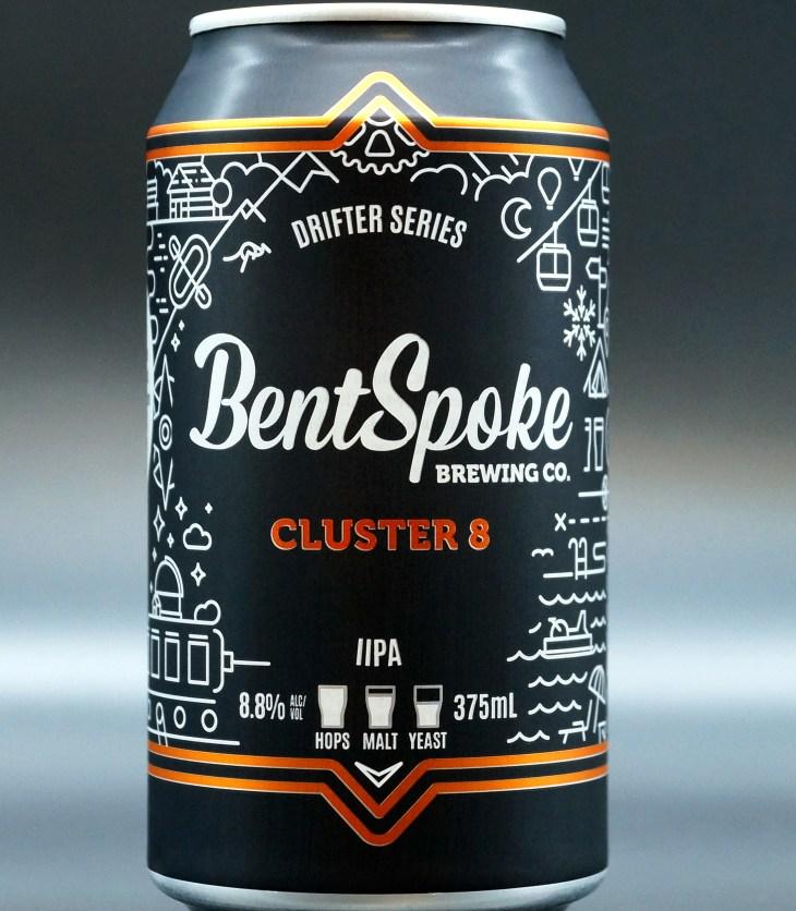 Bentspoke Cluster 8 IIPA