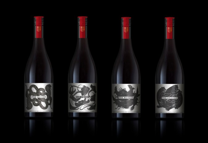 The Shadow Pinot Noir