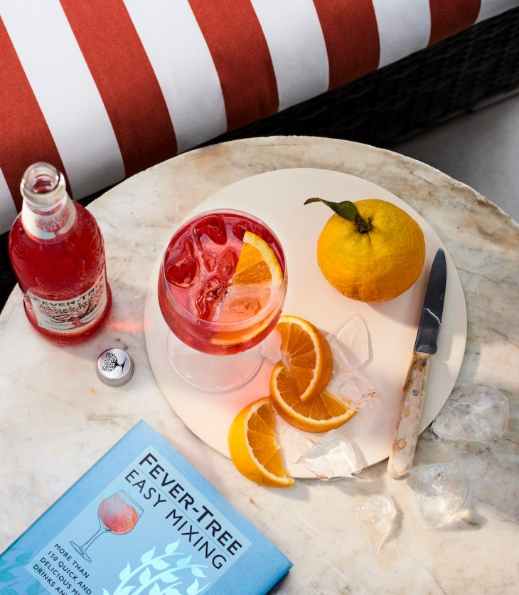 Fever-Tree Easy Mixing – picture credit Issy Croker