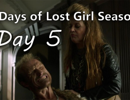 10 Days of Lost Girl Season 5 - Day 5