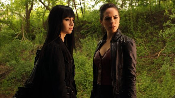 Bo and Kenzi in Something Wicked This Fae Comes