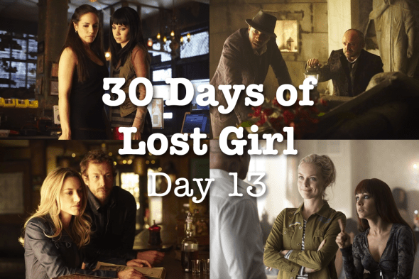30 Days of Lost Girl 2014 Day 13