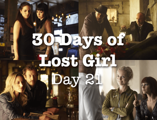 30 Days of Lost Girl 2014 Day 21